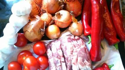 zutaten für pflückfleisch